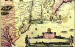 The first Dutch colony in the New World, New Netherland spanned the geographical area from Albany, New York through Delaware.