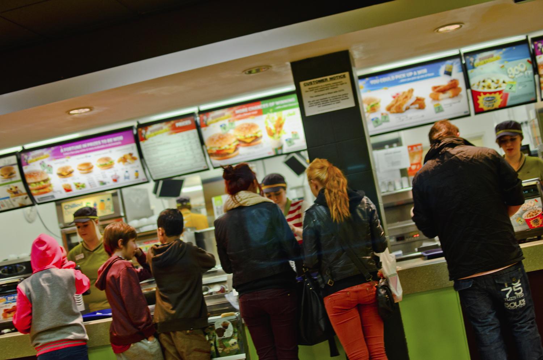 Burger King worker's effort to raise minimum wage was