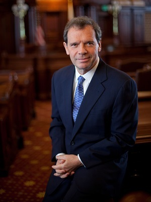Senate President John Cullerton (D-Chicago)