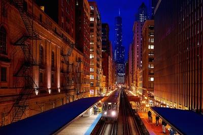 Medium chicago transit(1000)
