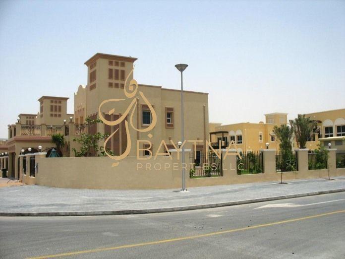 Villa in Jumeirah Village Triangle