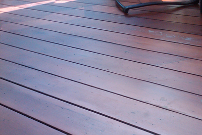 Decks are a beautiful and well-used amenity, but they do require maintenance now and then.