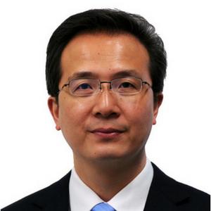Consul General Hong Lee of the PRC.