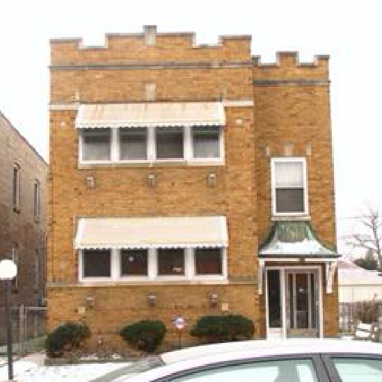 Black Panther leader Fred Hampton, Sr. was raised in this home at 804 S. 17th Ave. in Maywood.