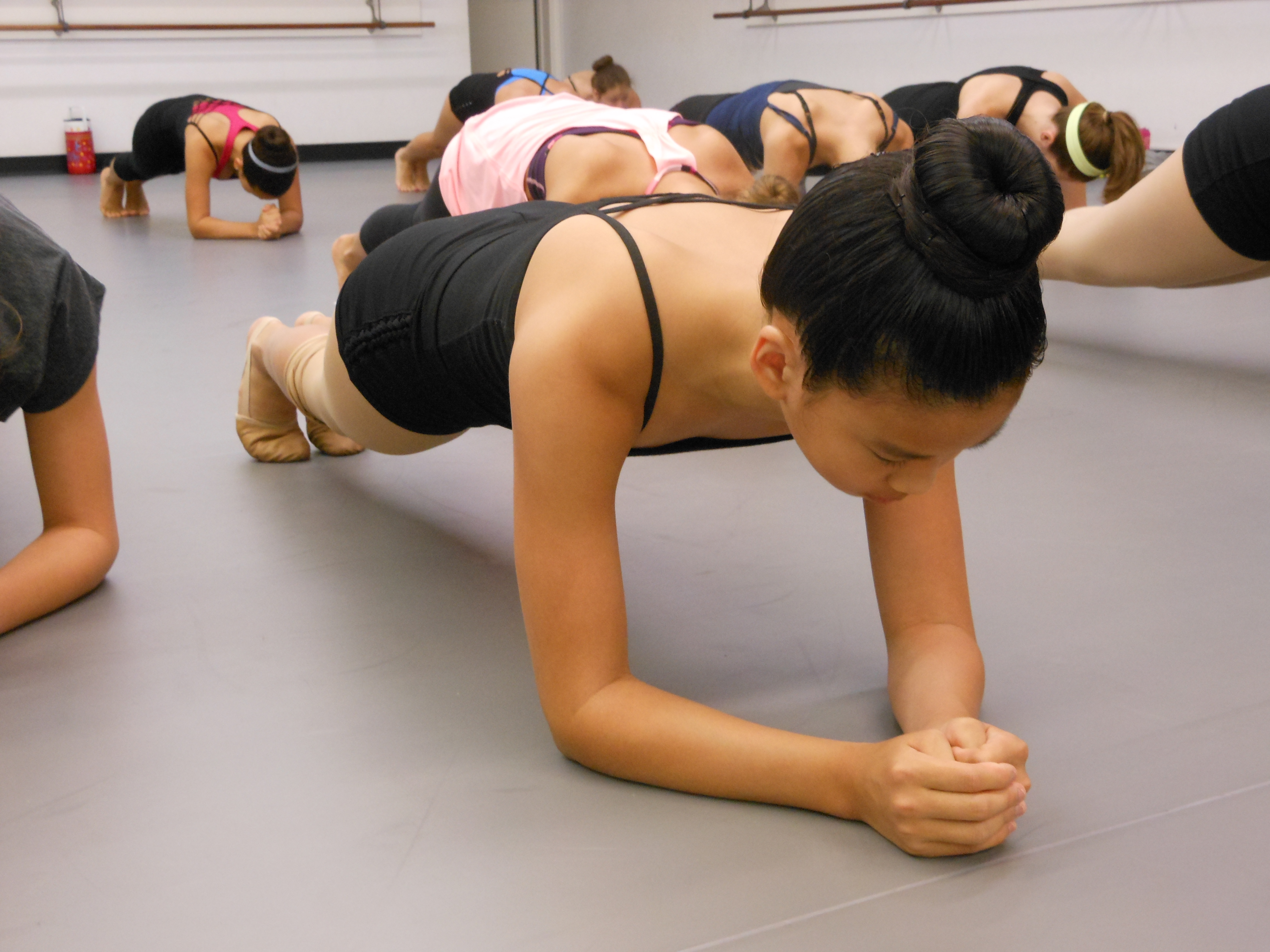 The Houston Academy of Dance is hosting its second boot camp session for intermediate and advanced dancers the first week of August.