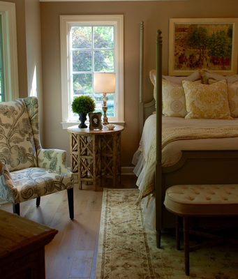 The quieter winter months are the perfect time for many of us reevaluate our home's interior and make some changes.