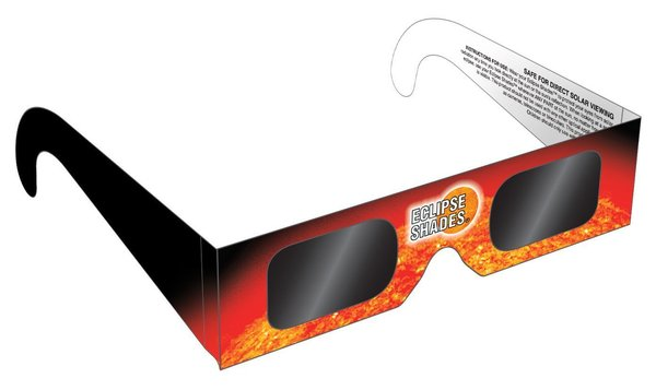Large eclipseglasses
