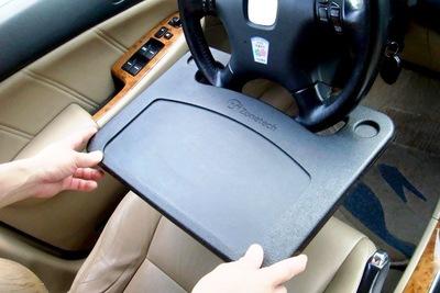 Zone Tech Steering Wheel Desk