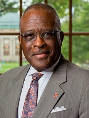 University of Illinois Chancellor Robert Jones