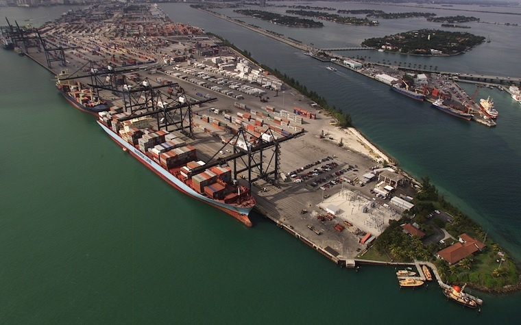 PortMiami ready to handle new class of mega ships.