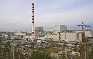 Leningrad Nuclear Plant