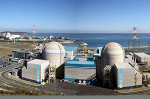 The Barakah Nuclear Power Plant