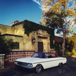 This 1962 Ford Galaxie is Strugglers member Sean Castruita's latest project.