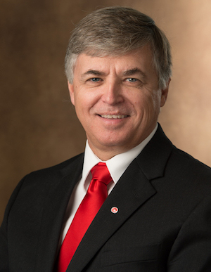 Southern Illinois University-Edwardsville Chancellor Randy Pembrook