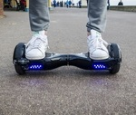 Hoverboards and related devices must be removed from campus or they will be confiscated.