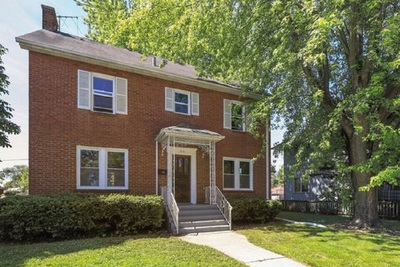 This five-bedroom home, 1001 Argonne Drive in North Chicago, has a property tax bill of $3,256.