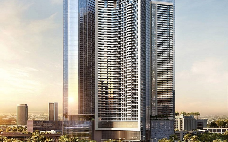 China State Construction Engineering Corporation selected as contractor for Paramount Tower Hotel