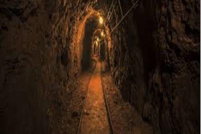 Medium undergroundrailroad