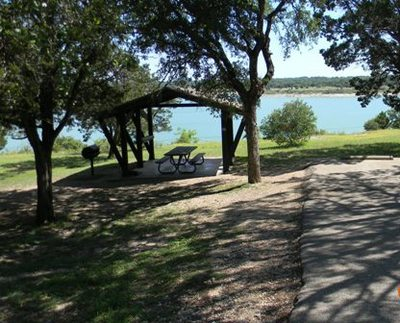 Lake Georgetown is a great place to enjoy a warm day in Georgetown. Fish, hike or have a picnic in this scenic area.