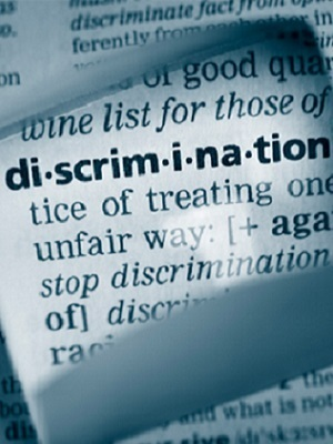 Discrimination dictionary
