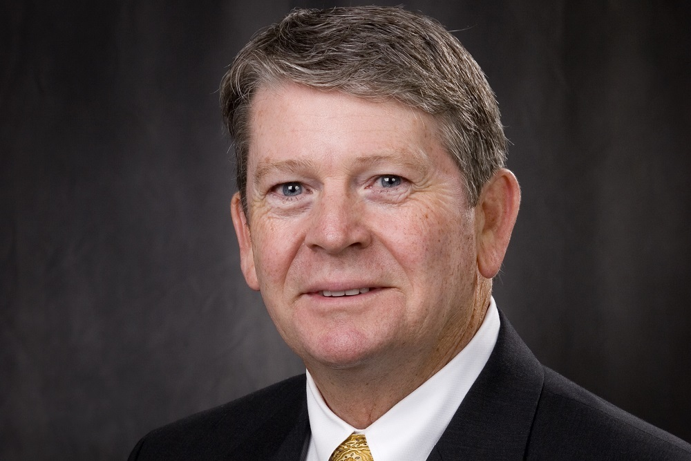 Jerry Miller has been with Carolina Trust for almost 20 years.