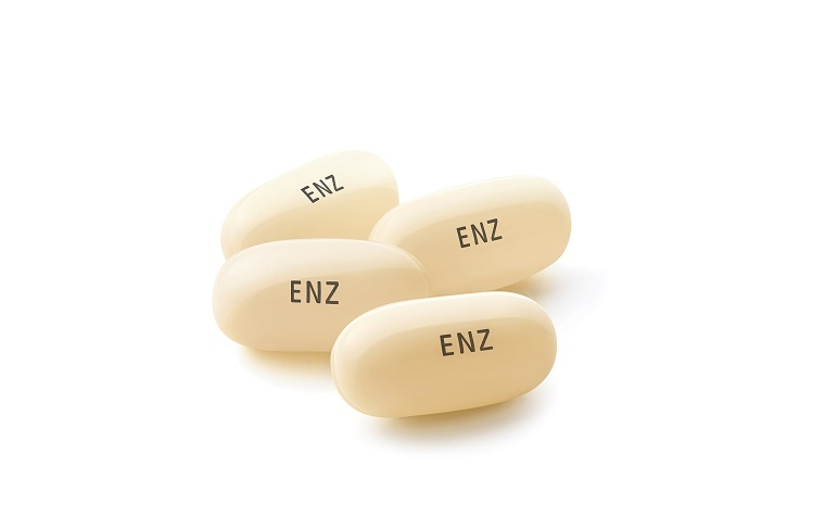 A supplemental NDA has been submitted to the FDA for a new prostate cancer therapy.