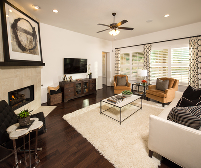 New homes are available in West Cypress Hills.