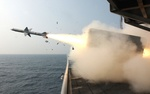 Navy demonstrates new reconnaissance, redirection potential of Tomahawk missile.