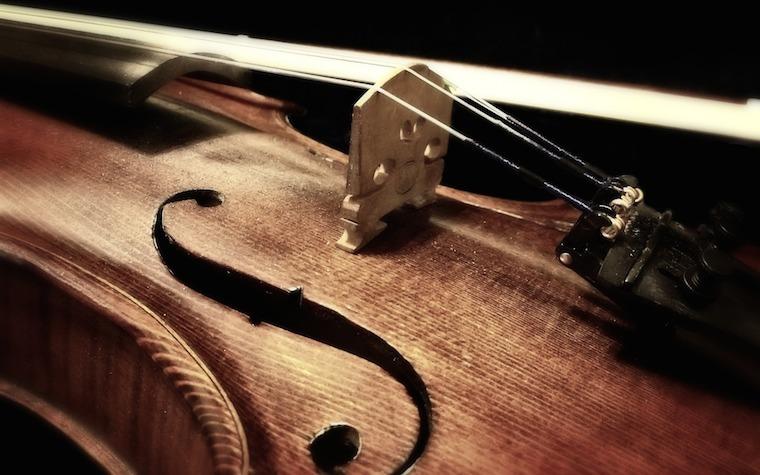 Renowned violinist delivers talks at Lamar University