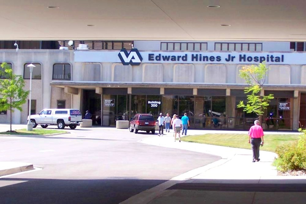 Edward hines va hospital