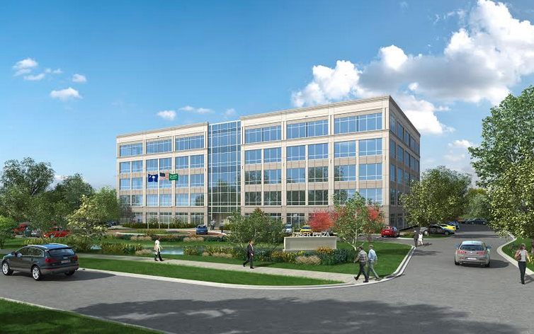 North Charleston breaks ground for Faber Plaza class A office building