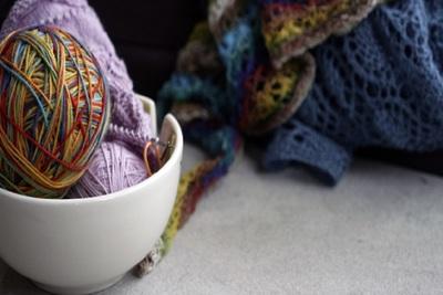 Medium yarn