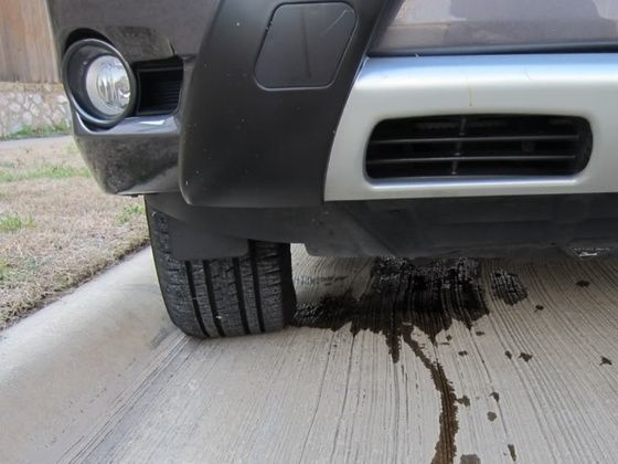 It is always best to bring your car to a professional auto mechanic in case of oil leaks and other car issues.