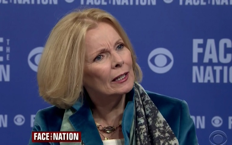 Peggy Noonan served in the Reagan and Bush administrations.