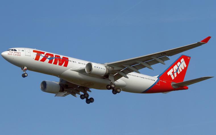 Brazilian airline Tam