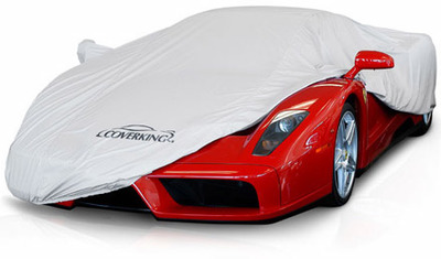 A car cover can protect your vehicle from Mother Nature.
