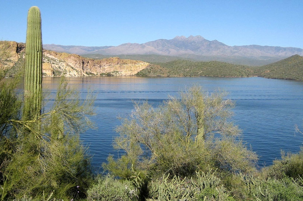 Arizonans actually use less water today than they did in 1957.