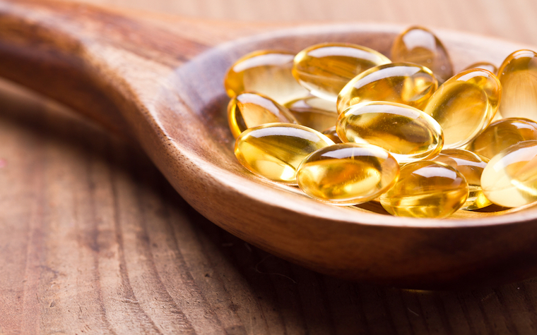 Research suggests that consuming large amounts of omega-3 fatty acids could promote healing after a heart attack.