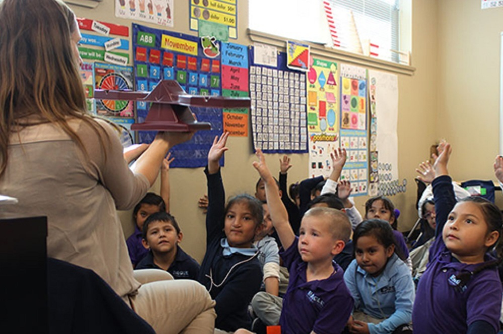 The report argues that quality pre-school programs should be mandated and funded by the state.