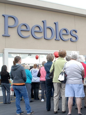 Woman says Peebles had a hostile work environment | West