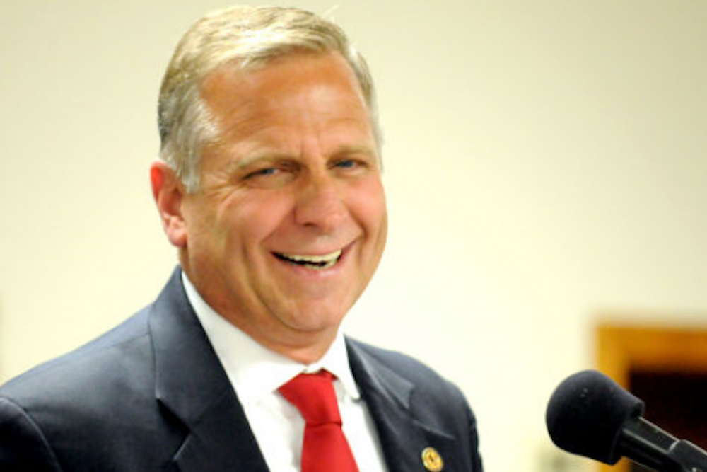 Mike Bost will return to Congress for another term.