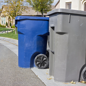 The tax supports Urbana's U-Cycle recycling program.