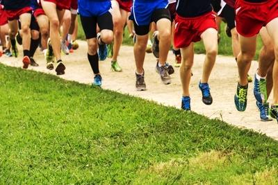 Medium shutterstock race runners legs feet