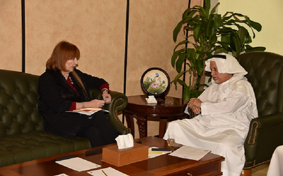 Council of Saudi Chambers (CSC) Chairperson   Abdulrahman Al Zamil recently met with Saudi-British Joint Business Council (SBJBC) Co-chair   Elizabeth Symons.