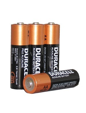Large duracellbatteries