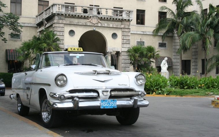 The U.S. has begun easing travel restrictions to Cuba.