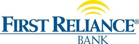 First Reliance Bank announces second quarter income.