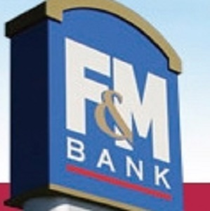 F&M Bank names new vice president of commercial banking.