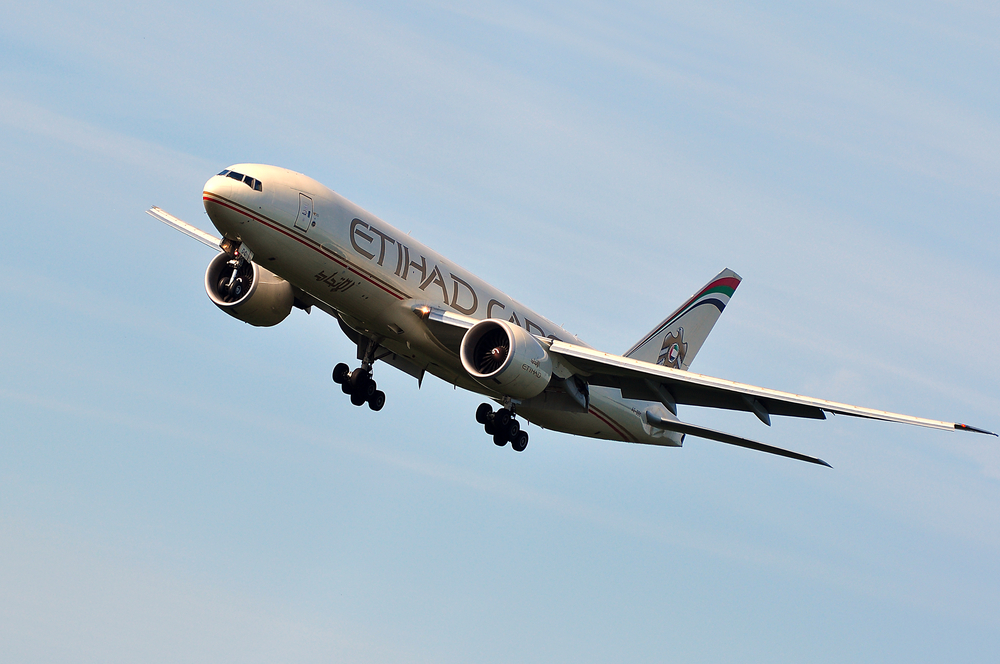 Having current and accurate weather data is expected to reduce fuel consumption for Etihad Airways.