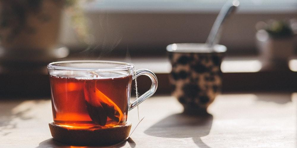 After water, tea is the most widely consumed beverage in the world.